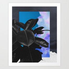 Gleaf Art Print