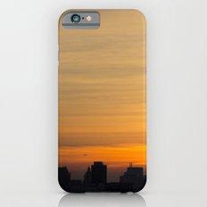 skyline brushstrokes Slim Case iPhone 6s