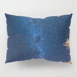 Milky Way Bridge Pillow Sham