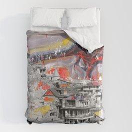 Tbilisi 3 Duvet Cover