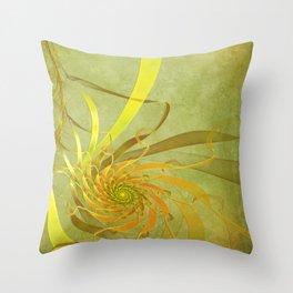 fractal design -130- Throw Pillow