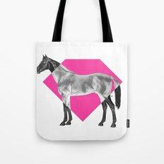 Horse Diamond Tote Bag