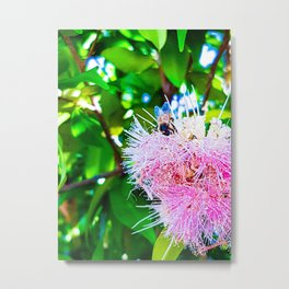 Lillipilli and the Bee Metal Print