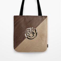 Tibetan Half Moon Tote Bag