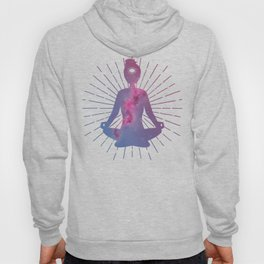 Open Your Third Eye To The Universe Hoody