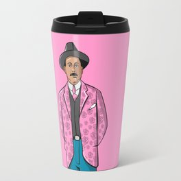 Jose Gregorio Hernandez POP - TrincheraCreativa Travel Mug