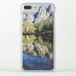 Cathedral Beach View, No. 1 Clear iPhone Case