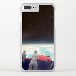 They Are Waiting For Us Clear iPhone Case
