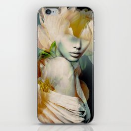 blooming 2a iPhone Skin