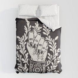 Mano Fica Comforters