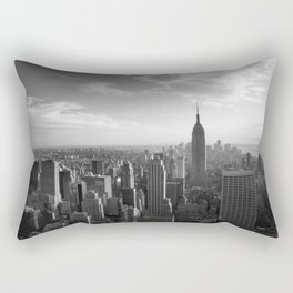 LandscapeNewYork Rectangular Pillow