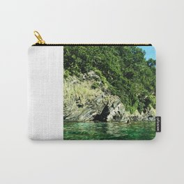the Caribbean reef and the water gift Carry-All Pouch