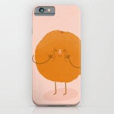 Orange Squeeze iPhone 6s Slim Case