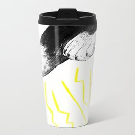 Magic Paws Metal Travel Mug