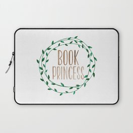 Book Princess Laptop Sleeve