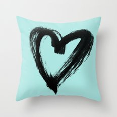 Heart 1 Throw Pillow