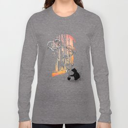 Vietnamese Alley Cook Long Sleeve T-shirt