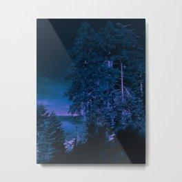 painted sun Metal Print