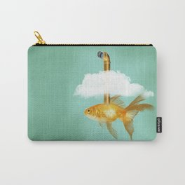 Periscope Goldfish Carry-All Pouch