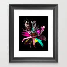 King Animal Framed Art Print