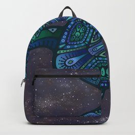 Cosmic Turtle Backpack