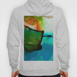 Abstract Bliss 4H by Kathy Morton Stanion Hoody