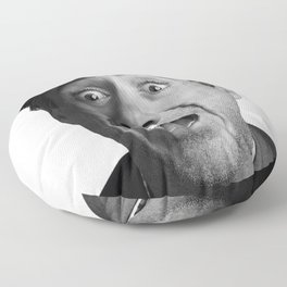 Robert downey jr Floor Pillow