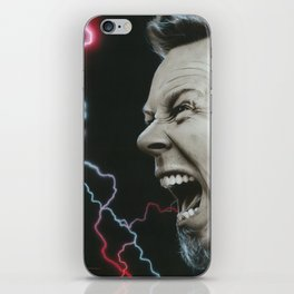 'James Wrath' iPhone Skin