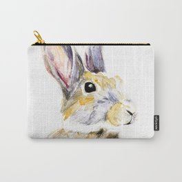 Hare Bunny Carry-All Pouch