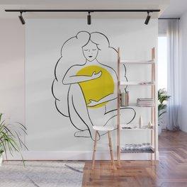 Self Love Wall Mural
