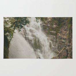 The Waterfalls of Nepal 001 Rug