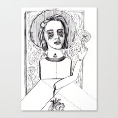 XI Canvas Print