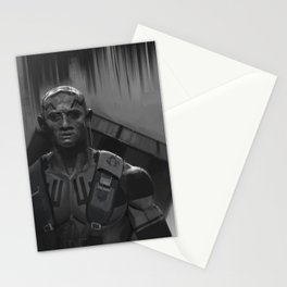 Vulcan Raven Stationery Cards