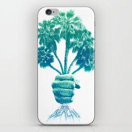 Beach Bouquet iPhone Skin