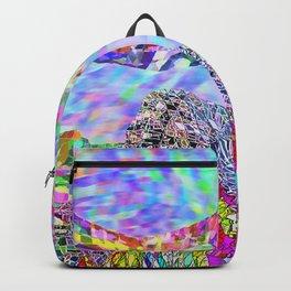 Pop Trash Landscape Backpack