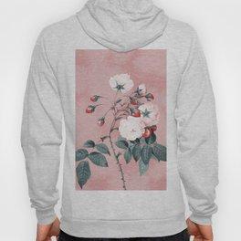 Vintage Flowers III Hoody