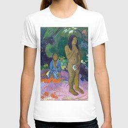"Paul Gauguin ""Parau na te Varua ino (Words of the Devil)"" T-shirt"