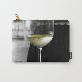 The Lone Companionship of Pinot Noir Carry-All Pouch