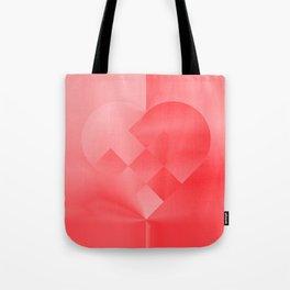 Danish Heart Love Tote Bag