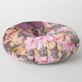 Vintage Pinks #2 Floor Pillow