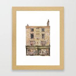 Print Gallery, Kings Parade, Cambridge, UK. Framed Art Print