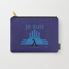 je suis Carry-All Pouch