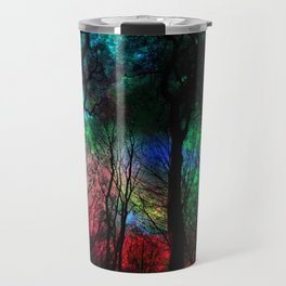 blissful forest Travel Mug