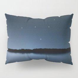 Indus star constellation, Night sky, Cluster of stars, Deep space, Indianconstellation Pillow Sham