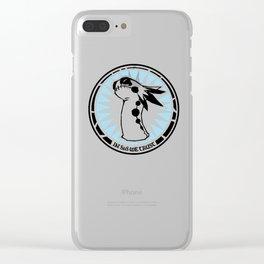 Shokugeki No Souma Logo Clear iPhone Case