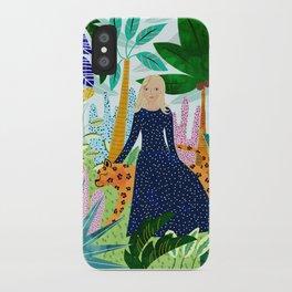 Safari #society6 #decor #buyart iPhone Case
