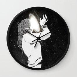 Kiss the soul. Wall Clock