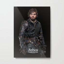 Athos Metal Print