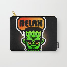 Frankie Says Relax Carry-All Pouch