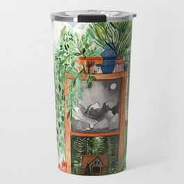 The Jungle Room Travel Mug